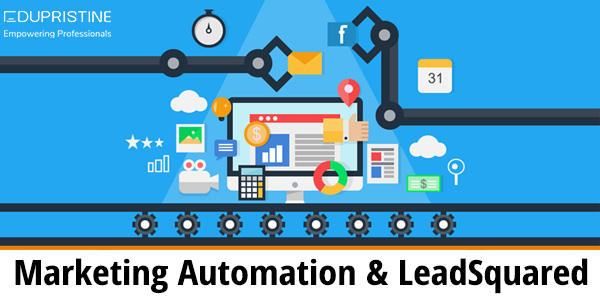 Marketing Automation and LeadSquared
