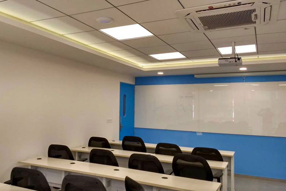 banglore classroom