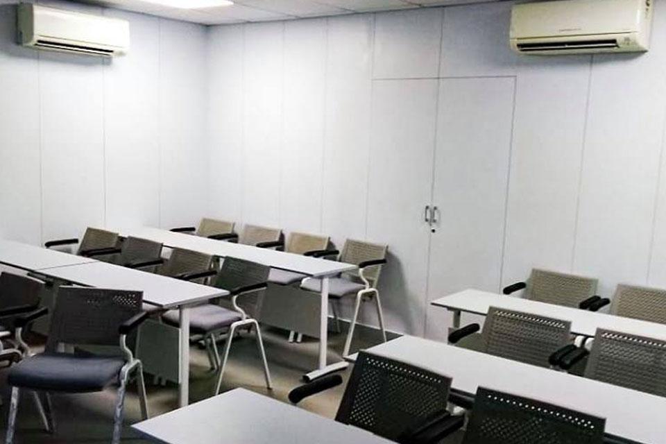 delhi classroom no.2