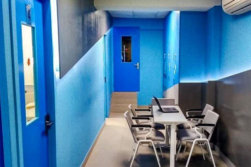 delhi classroom passage